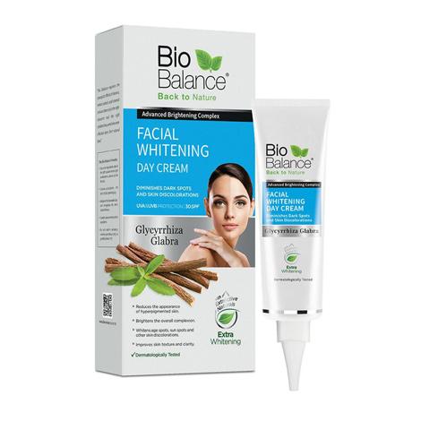 کرم ضد لک صورت قوی بیوبالانس قویترین کرم روشن کننده پوست صورت